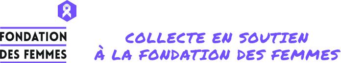 collecte en soutien à la fondation des femmes