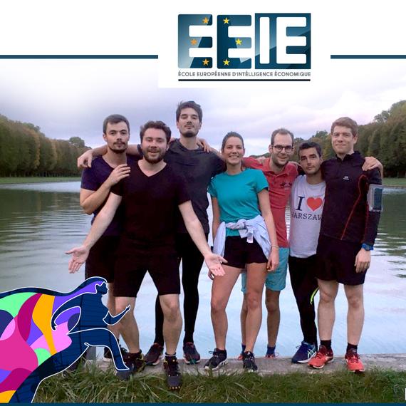 Promotion 14 de l'EEIE