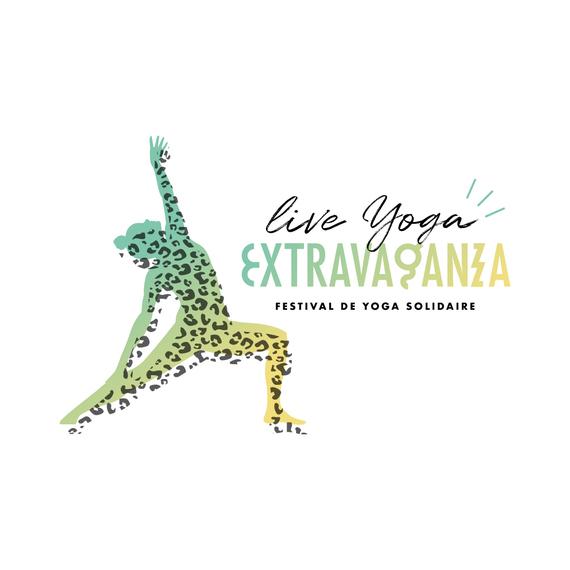 12H de live yoga pour une juste cause