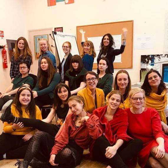 TEAM FONDATION DES FEMMES