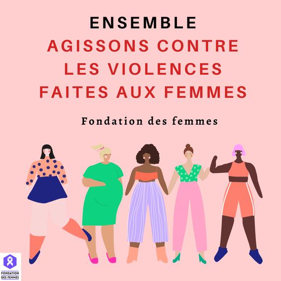 Ensemble contre les violences faites aux femmes