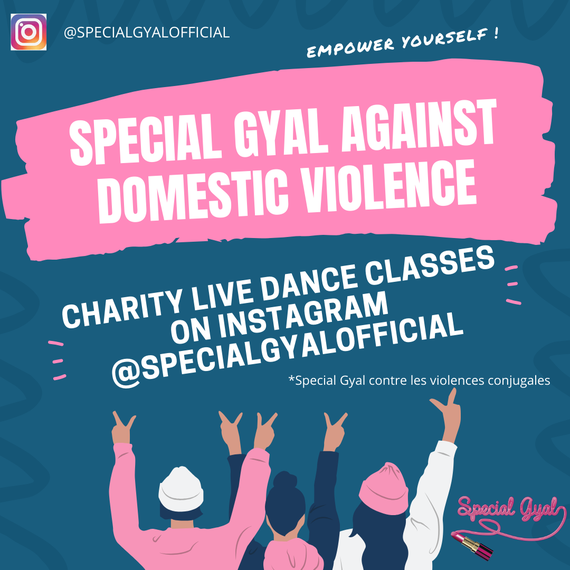 SPECIAL GYAL AGAINST DOMESTIC VIOLENCE