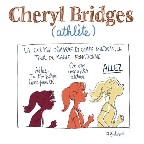 Les apprenties Cheryl Bridges